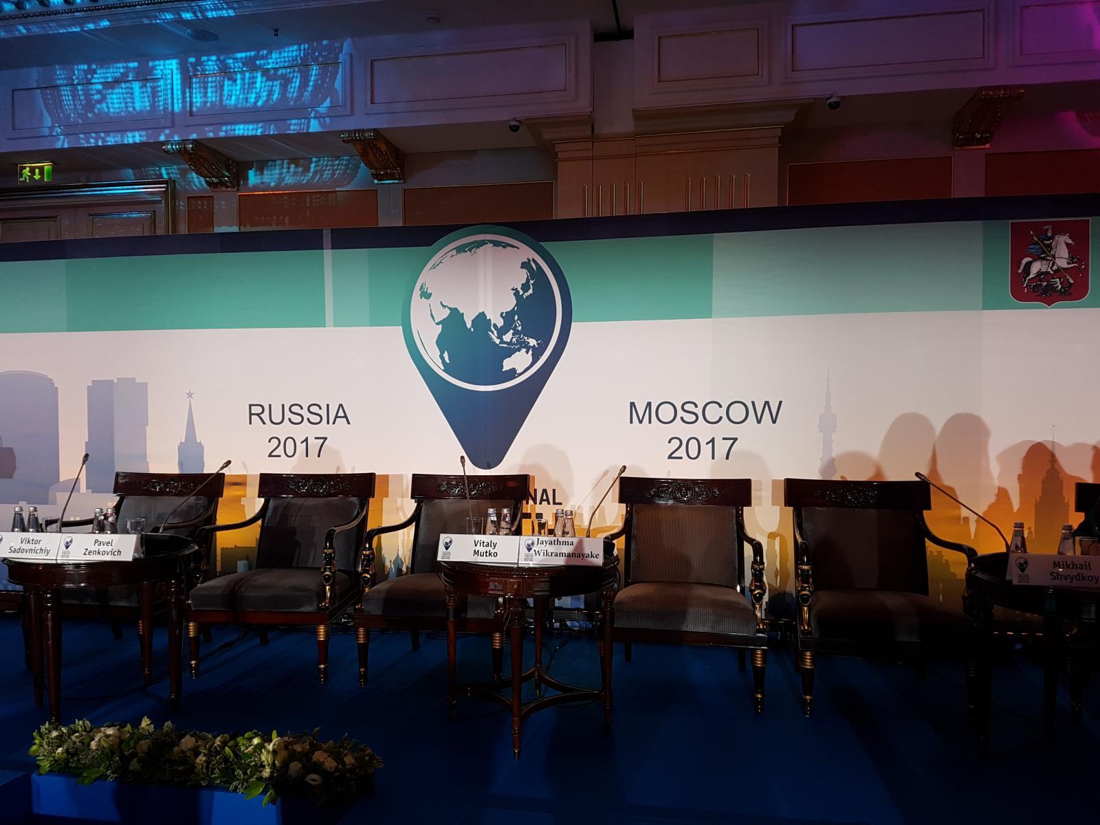 Ministar Udovičić na Međunarodnom sastanaku ministara nadležnih za mlade u Moskvi