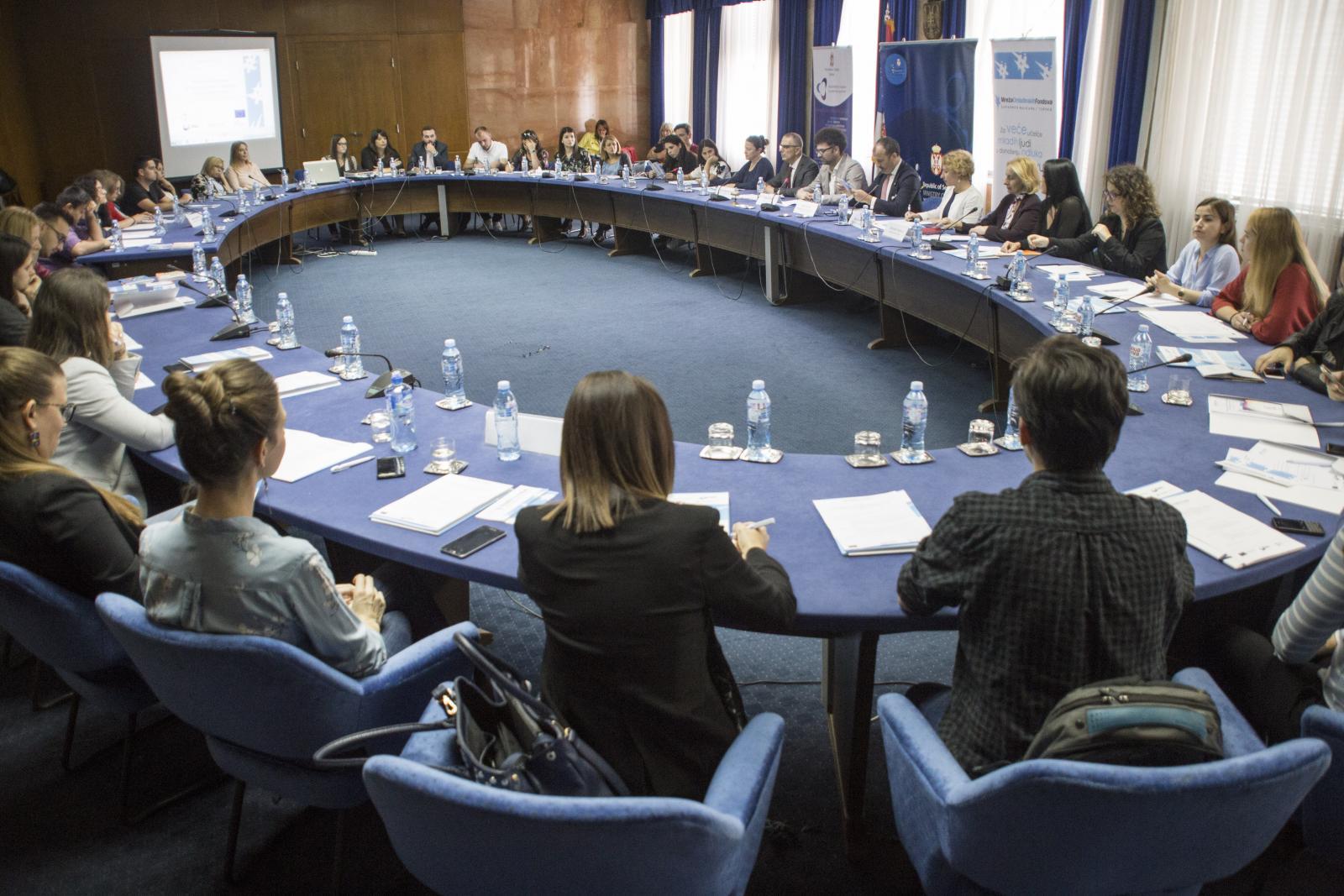 Државни секретар Дарко Станић на отварању округлог стола о положају младих на Западном Балкану и Турској