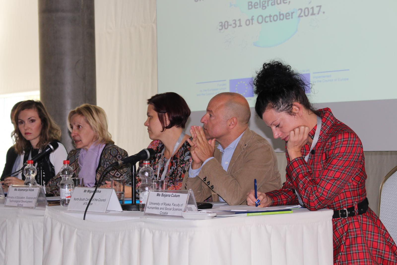 У Београду одржана Регионална конфереција о Глобалном образовању