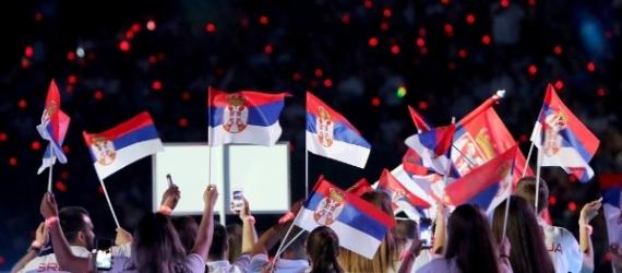 Спортисти Србије освојили четири медаље у Ђеру на  16. Летњем Европском олимпијском фестивалу младих