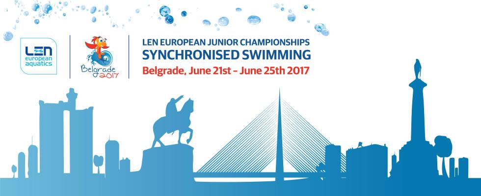 Београд домаћин Европског јуниорског првенства у синхроном пливању