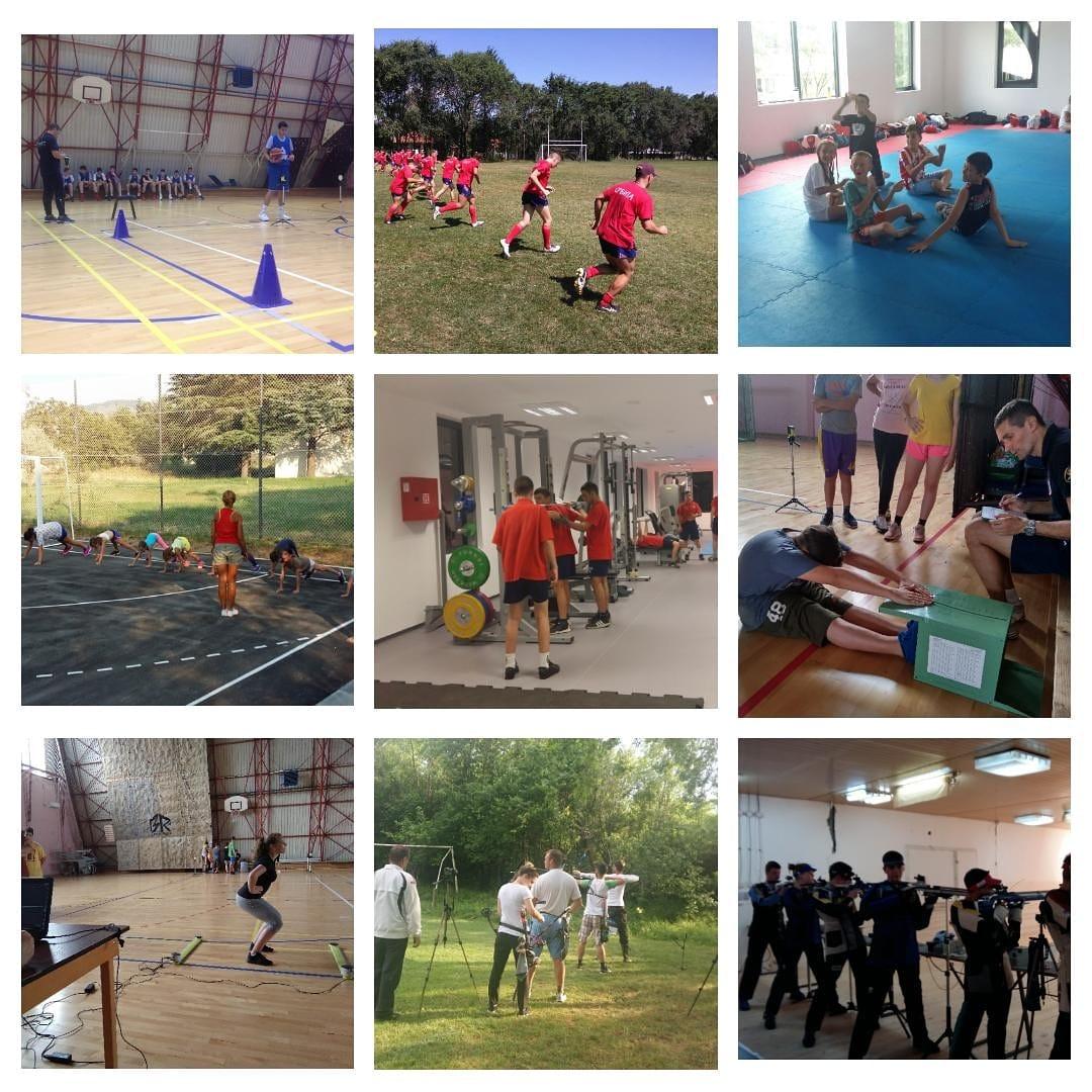 Спортски камп Караташ