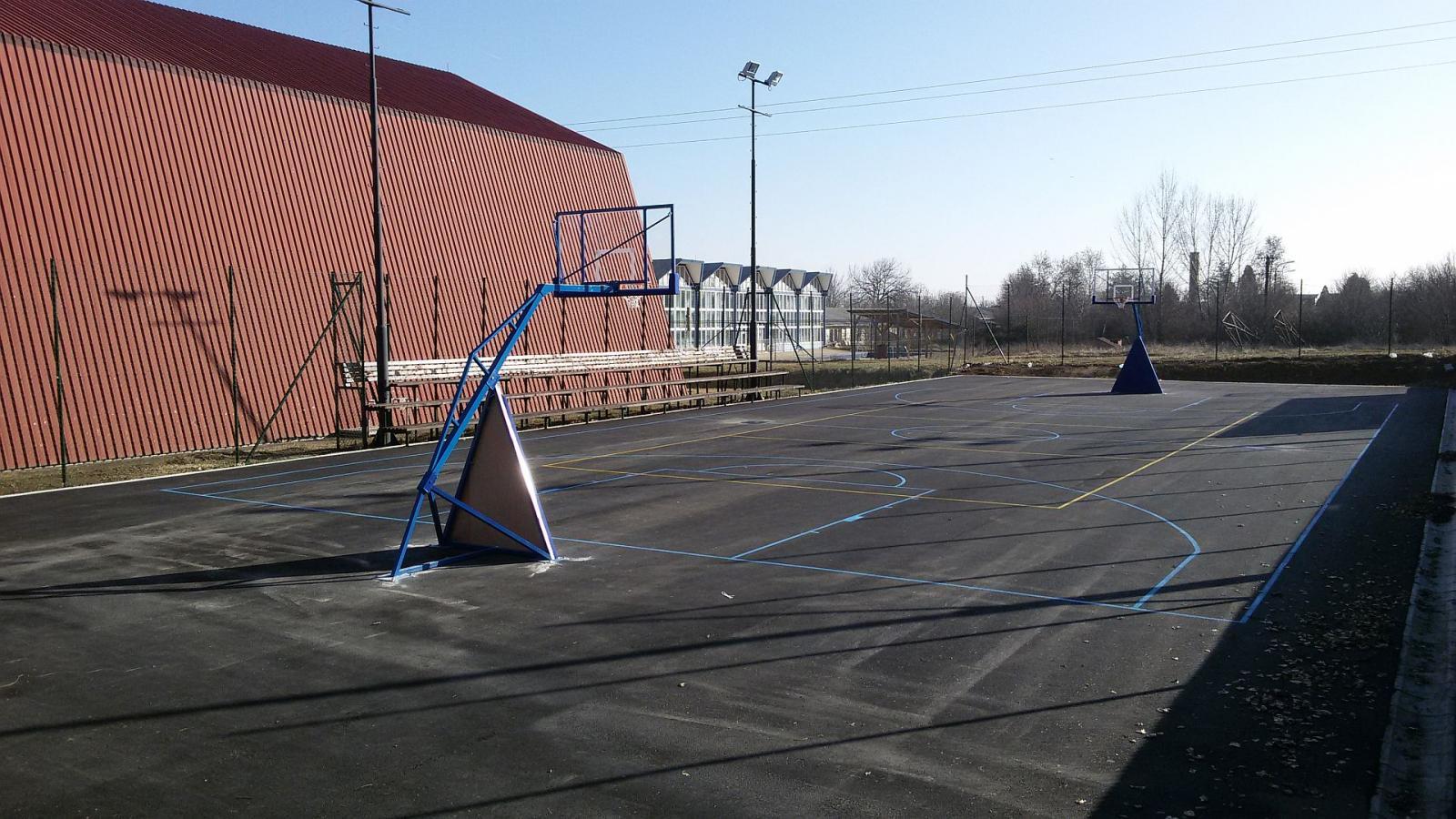 """Реконструкција омладинског спортског кампа """"Караташ"""" у Кладову"""
