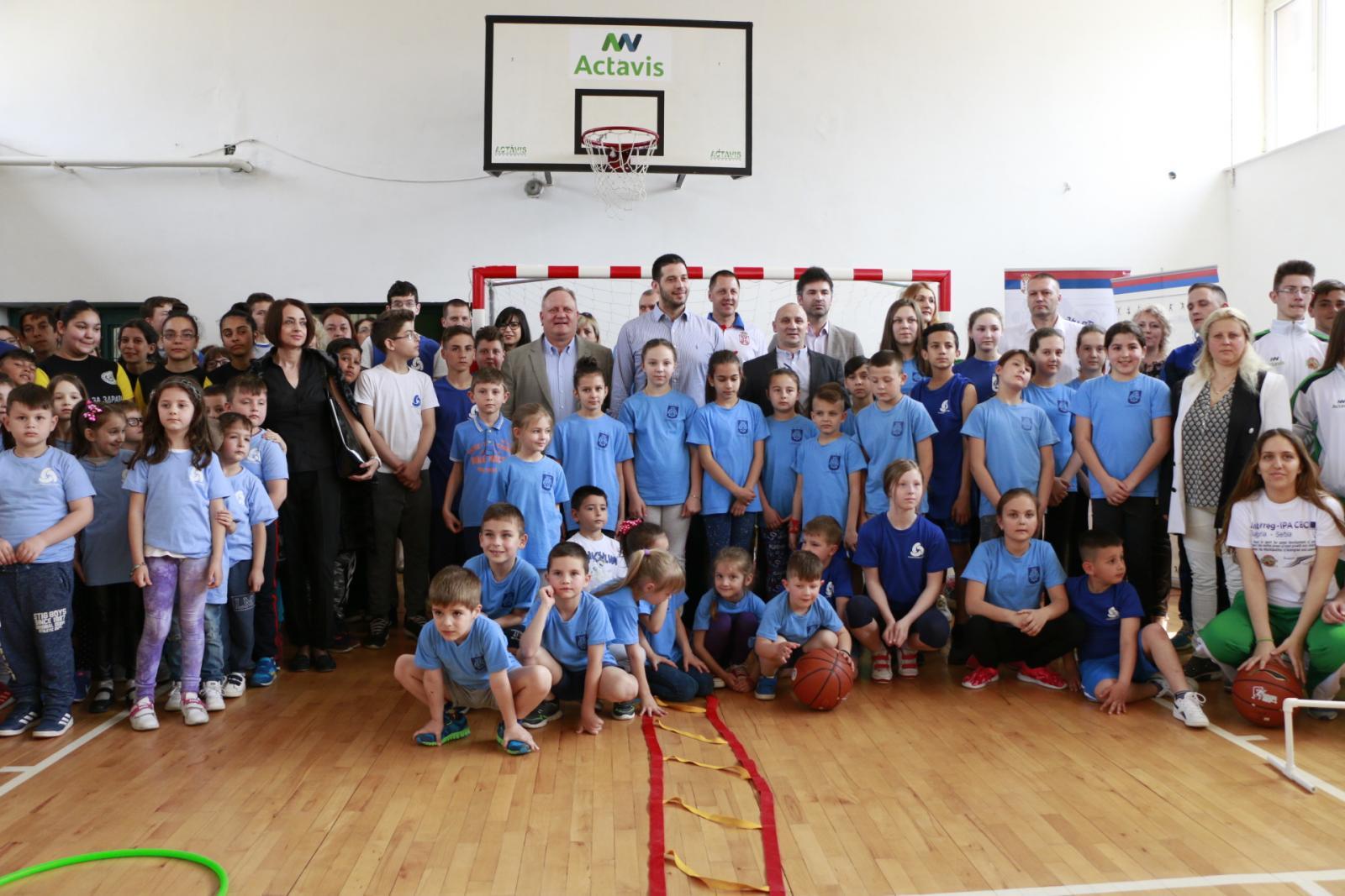 Министар Удовичић у посети Лесковцу и Бабушници
