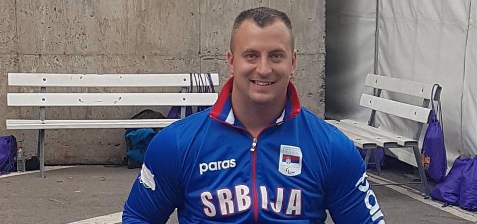 Министар Удовичић честитао Небојши Ђурићу освајање сребрне медаље