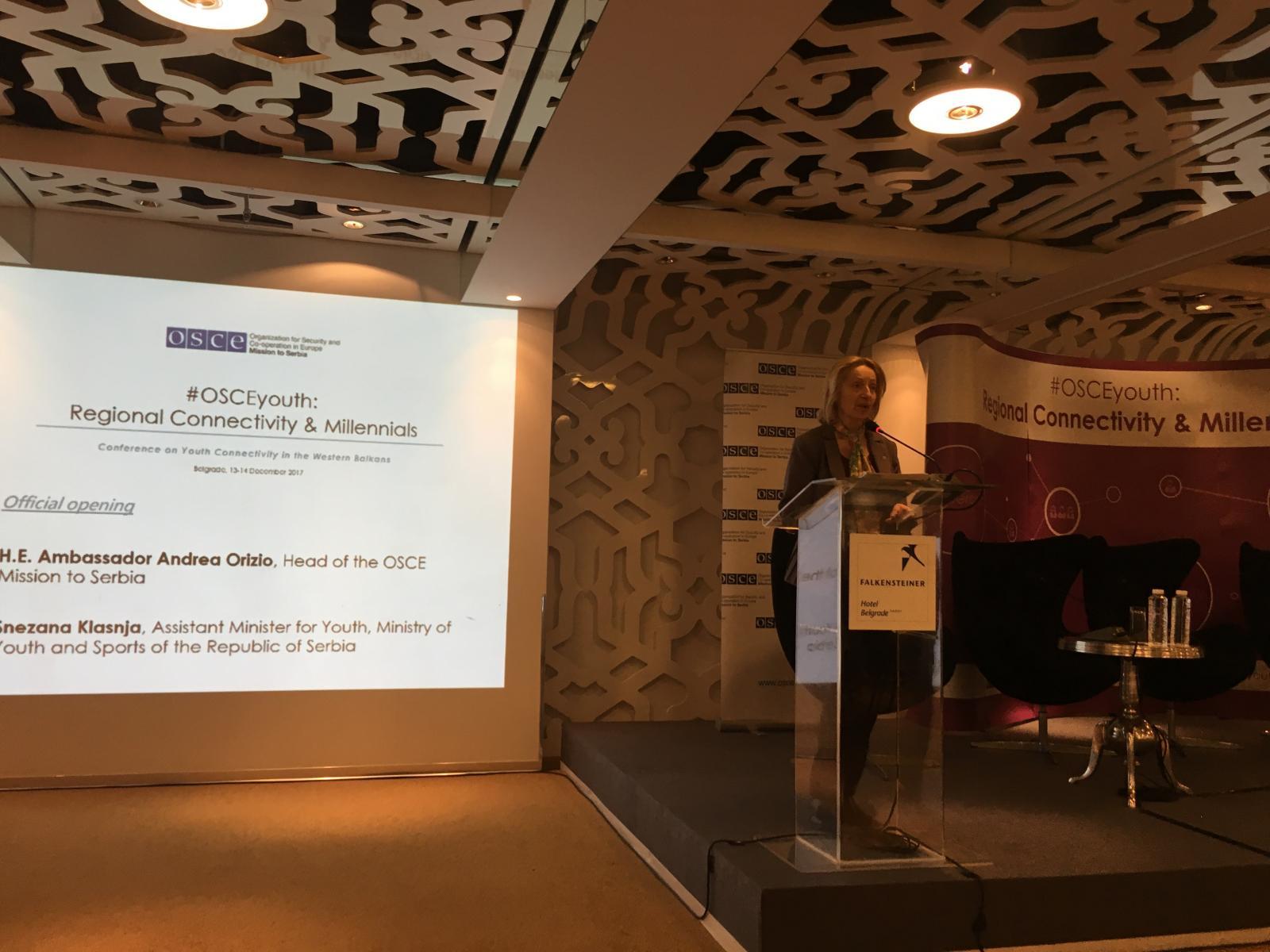 Konferencija o povezivanju mladih na zapadnom Balkanu