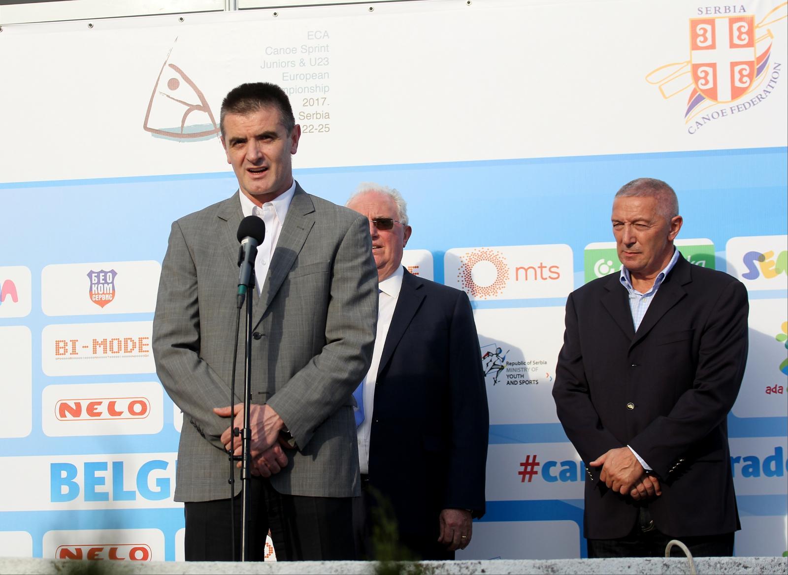 Европско првенство за јуниоре и млађе сениоре данас свечано отворено на Ади Циганлији