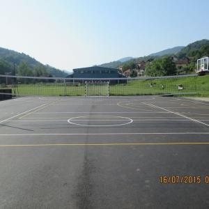 mali sportski tereni - projekti