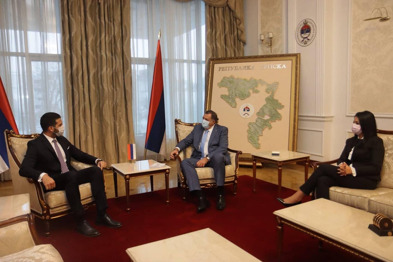 Посета министра Удовичића Републици Српској