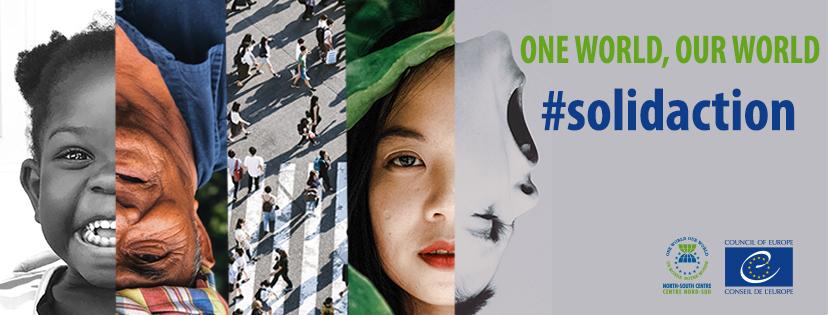 """Кампања за промоцију иницијатива за солидарност грађана """"Један свет, наш свет"""" #Solidaction"""