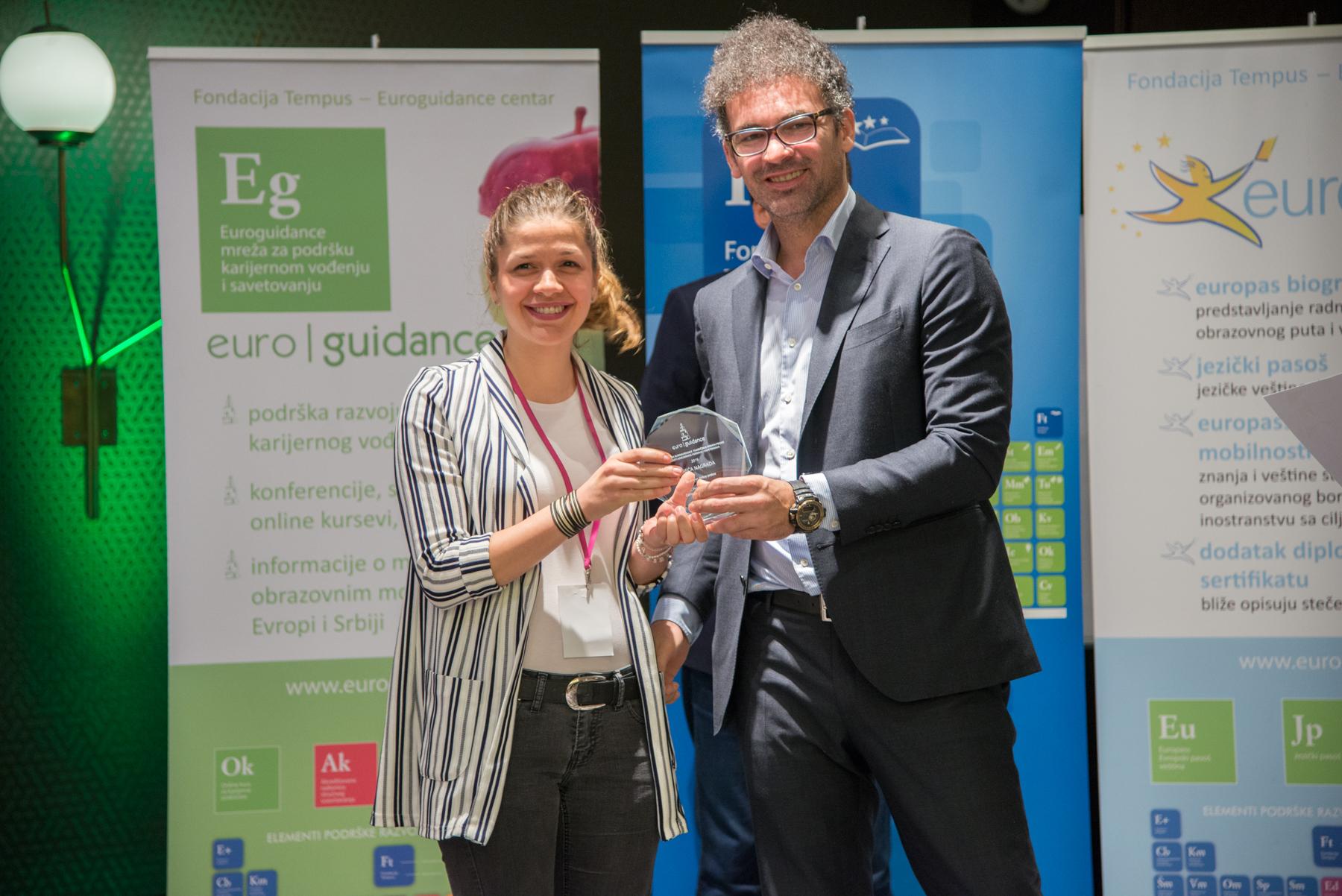 """Sedma Nacionalna Euroguidance konferencija ,,Karijerno vođenje i savetovanje u Republici Srbiji i Evropi"""""""