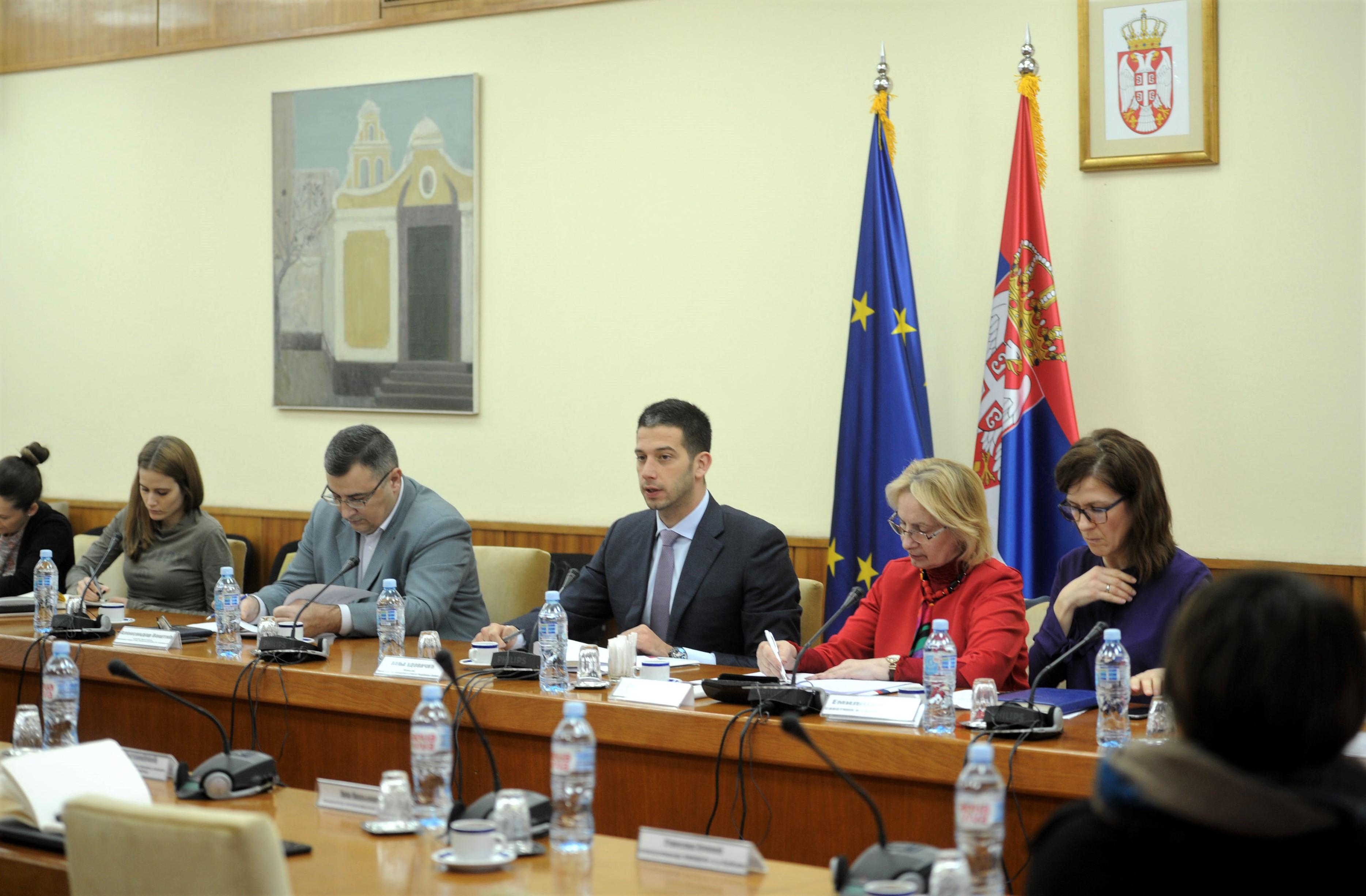 Одржана 13. седница Савета за младе