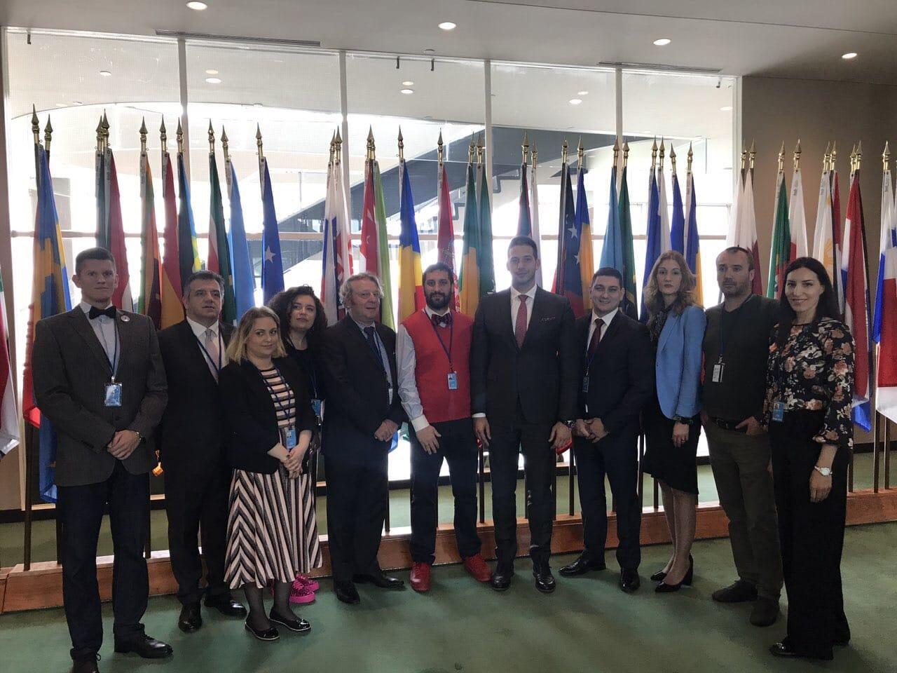 Ministar Udovičić ostvario brojne bilateralne sastanke na 8. EKOSOK forumu u Njujorku