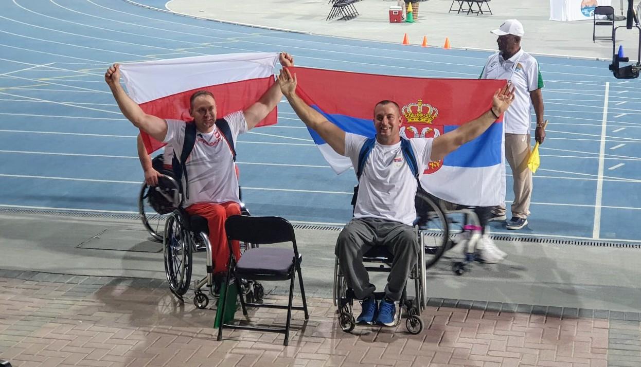Министар Удовичић честитао пара атлетичару Ђурићу освајање светске бронзе