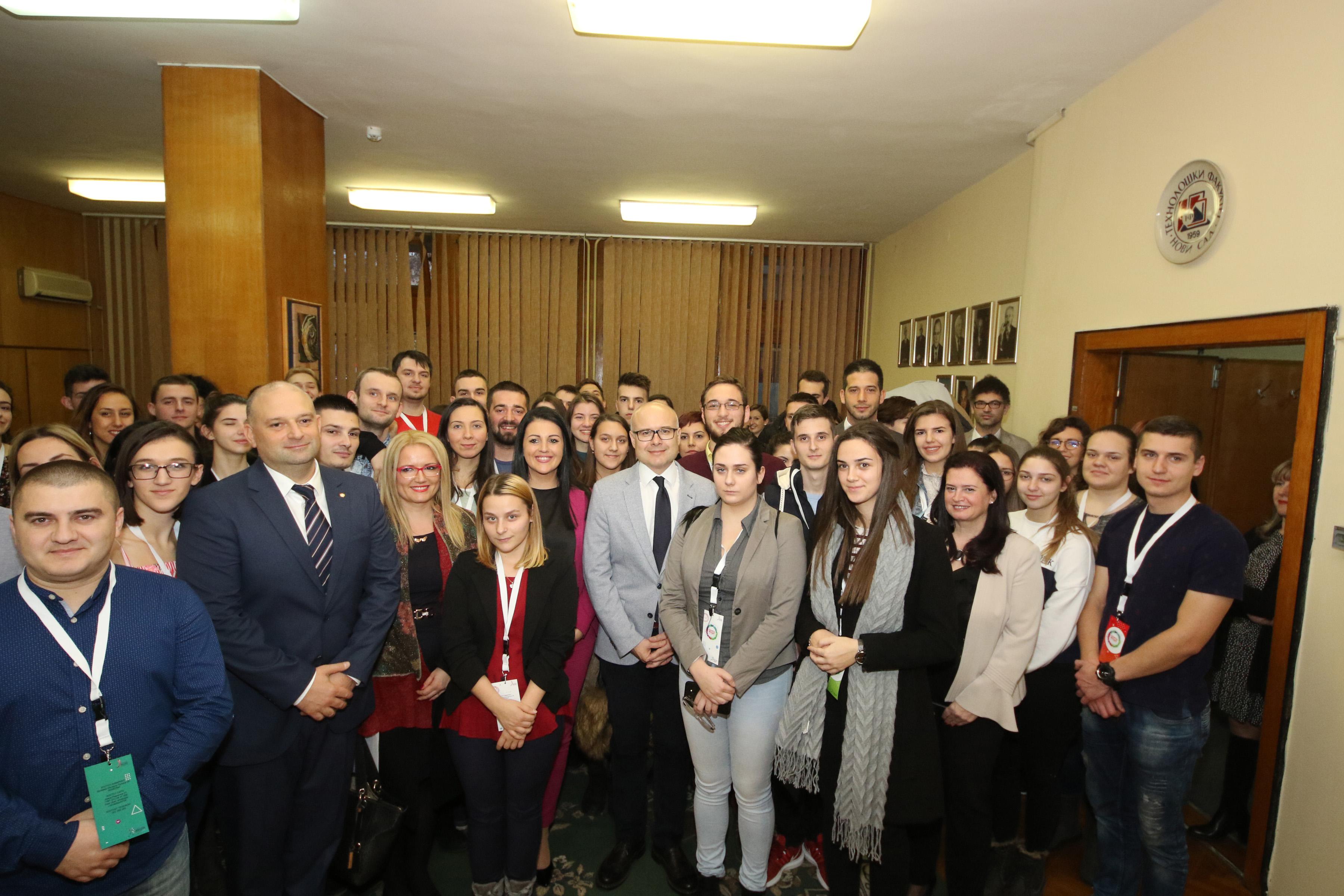 Počeli susreti mladih iz Srbije i Republike Srpske, domaćin Ministarstvo omladine i sporta