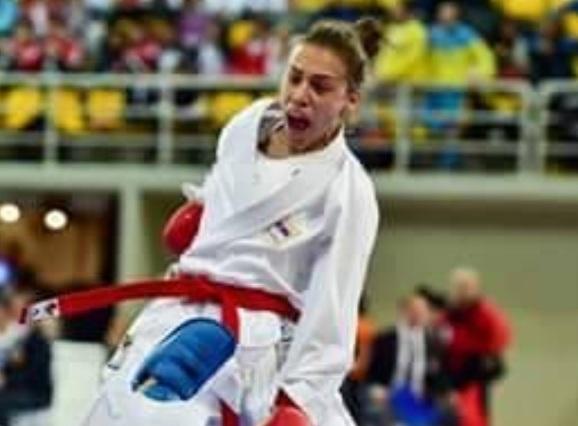 Министар Удовичић честитао Миливојчевићевој освајање бронзане медаље у каратеу на ЕШ у Шпанији