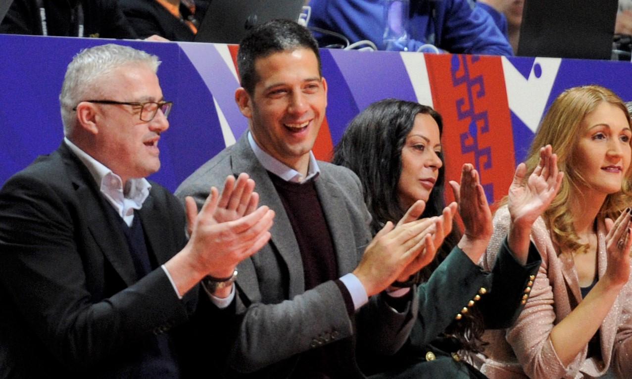 Ministar omladine i sporta čestitao košarkašicama plasman na OI u Tokiju