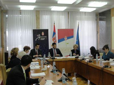 Усвојене прелиминарне листе за студенте у Србији