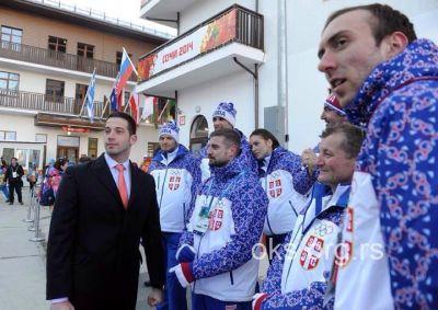 Спорт шанса за побољшање имиџа Србије у свету