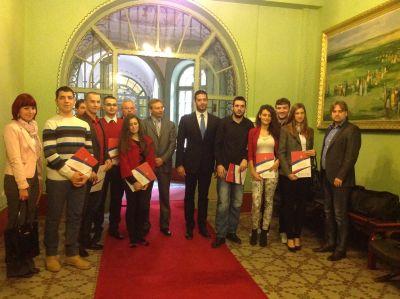 Diplome studenata karta za moderniju Srbiju
