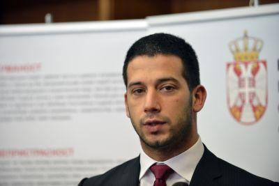 Udovičić: Borba protiv nasilja u sportu zadatak svih institucija