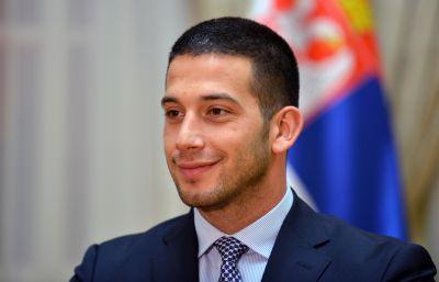 """Удовичић: Желим да спорт """"изместимо"""" из Београда"""