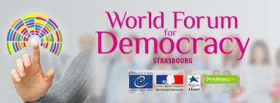 Позив за учешће на Светском форуму за демократију
