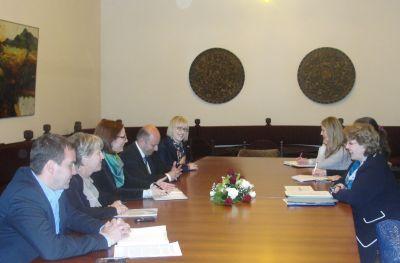 Висока представница Европске комисије у посети Републици Србији