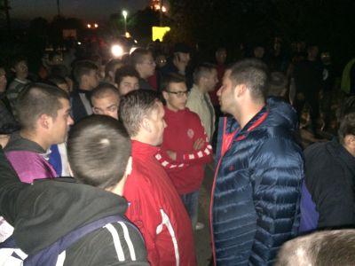 Удовичић обишао волонтере у Костолцу