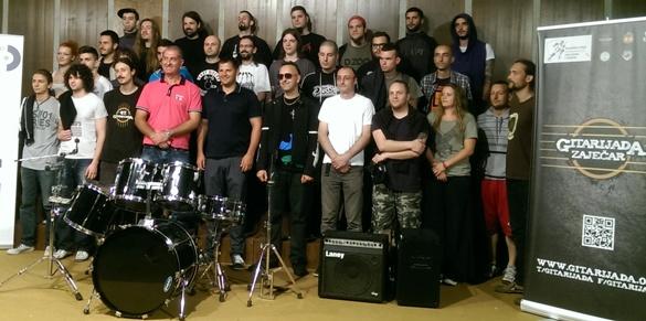 Боровчанин у посети учесницима рок академије