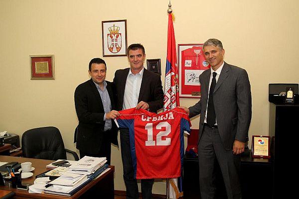 Перуничић: Велико признање за амерички фудбал у Србији