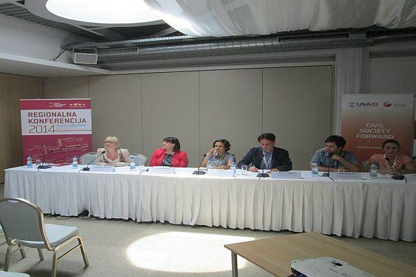 """Одржана регионална конференција """"Искуства добре праксе"""""""