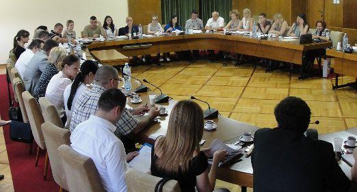Почела са радом радна група за израду Националне стратегије за младе 2015-2025
