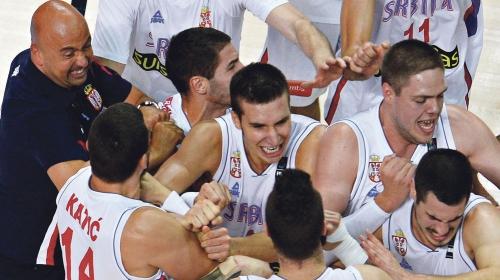 Удовичић честитао кошаркашима пласман у финале
