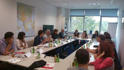 Успешно започета друга посета експертског тима Савета Европе