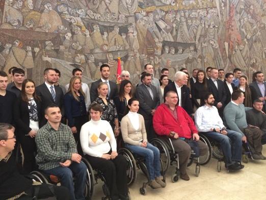Udovičić: 2015. je godina borbe za što više olimpijskih viza