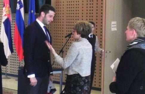 Србија и Словенија потписале споразум из области омладине и спорта