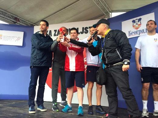 Одржан 28. Београдски маратон