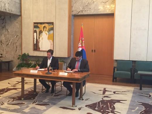 Потписан уговор о финансирању 28. Београдског маратона
