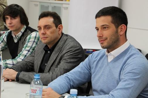 Udovičić u okviru projekta za zapošljavanje mladih u Srbiji posetio kompaniju Neoplanta