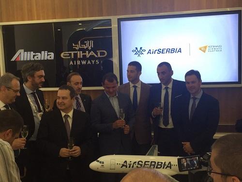Још један авион Ер Србије носи име познатог спортисте