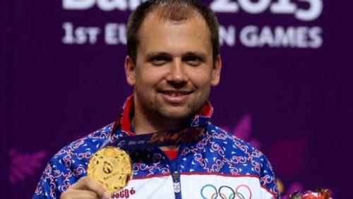 Udovičić čestitao Damiru Mikecu na osvojenoj zlatnoj medalji