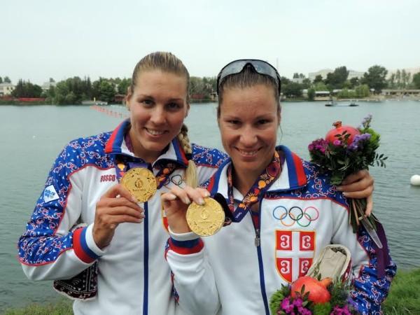 Udovičić čestitao kajakašima tri osvojene medalje