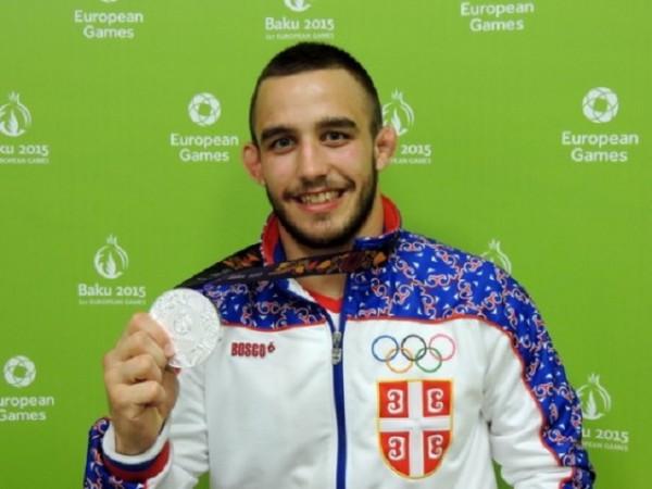 Udovičić čestitao srebro Viktoru Nemešu