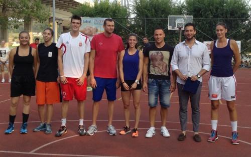Obeležen Međunarodni dan mladih: Udovičić sa mladima na novosadskom Štrandu