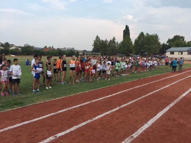 Obnovljena atletska staza u Smederevskoj Palanci