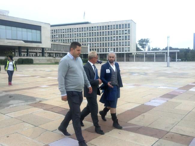 """Боровчанин подржао кампању """"1 од 5"""" Савета Европе"""