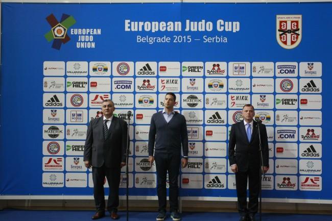 """Otvoren peti Evropski seniorski džudo kup """"Srbija open"""""""