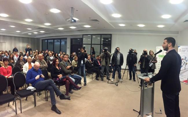 Udovičić otvorio Nacionalnu konferenciju nastavnika u Kragujevcu