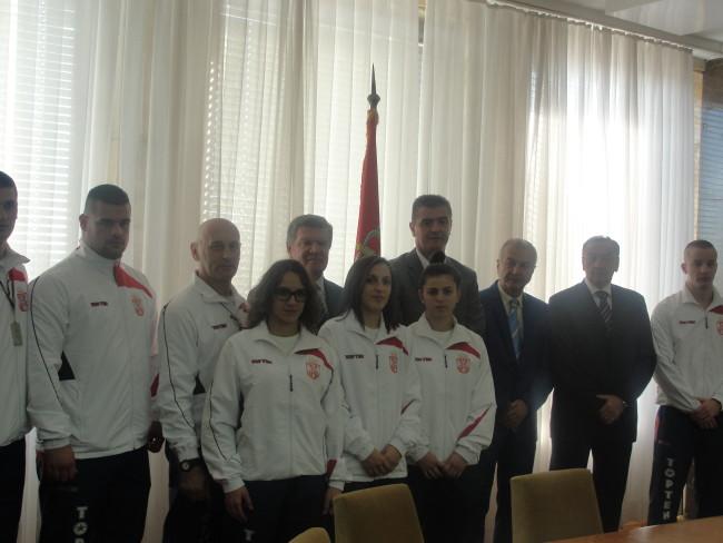 Peruničić: Medalje pokazuju koliko vredi srpski kik boks